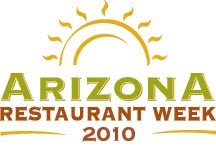 Arizona Restaurant Week 2010