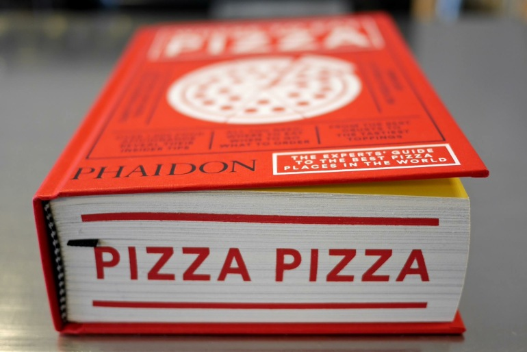 Where To Eat Pizza Guide by Daniel Young