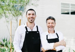 Nick Addante and Luigi Paroli